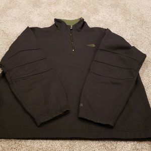 Northface 3/4 zip fleece pullover